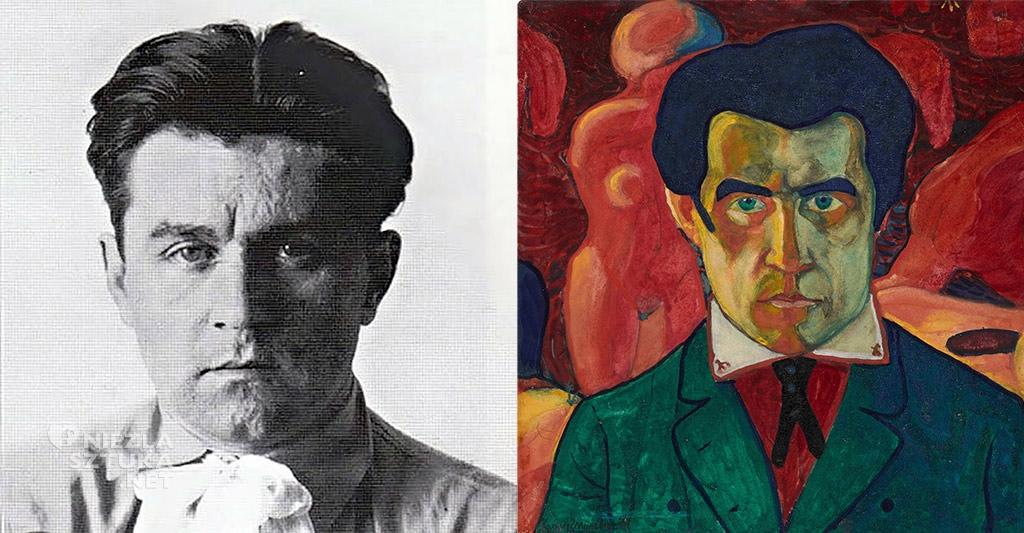 Kazimierz Malewicz, zdjęcie kontra Autoportret, Niezła sztuka