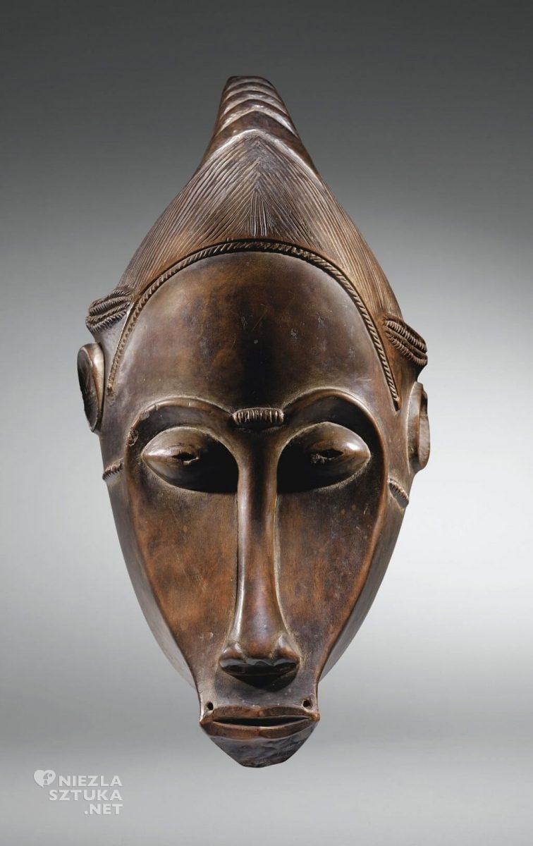 Maska Baulé, Wybrzeże Kości Słoniowej, Niezła sztuka
