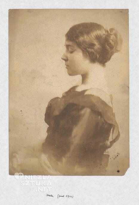 Mela Muter, malarka polska, Niezła sztuka
