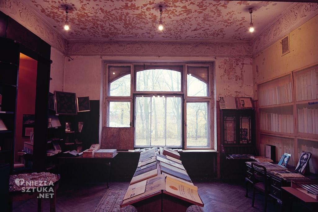 Muzeum Książki Artystycznej, Łódź, willa Grohmana, Niezła Sztuka