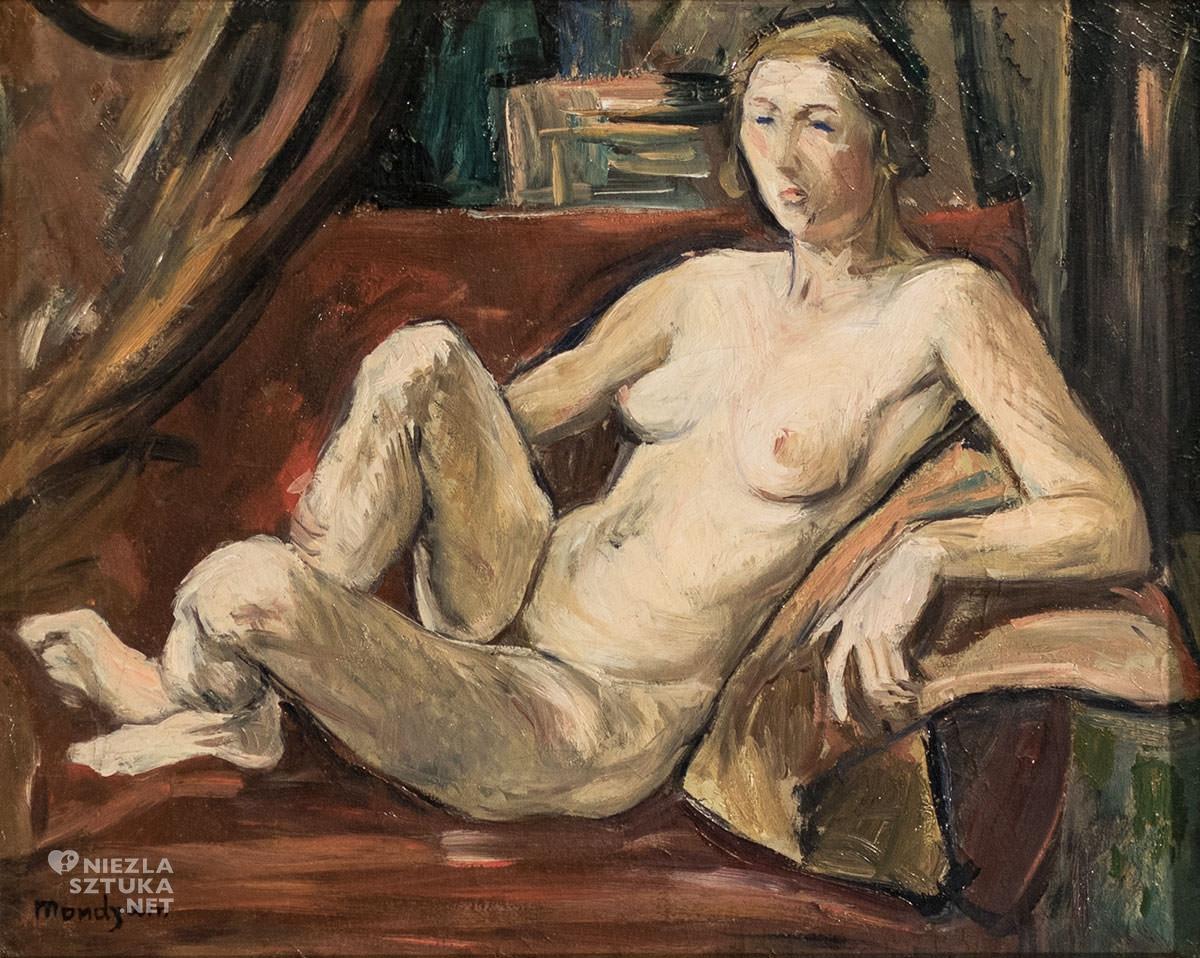 Szymon Mondzain, Ecole de Paris, Niezła sztuka