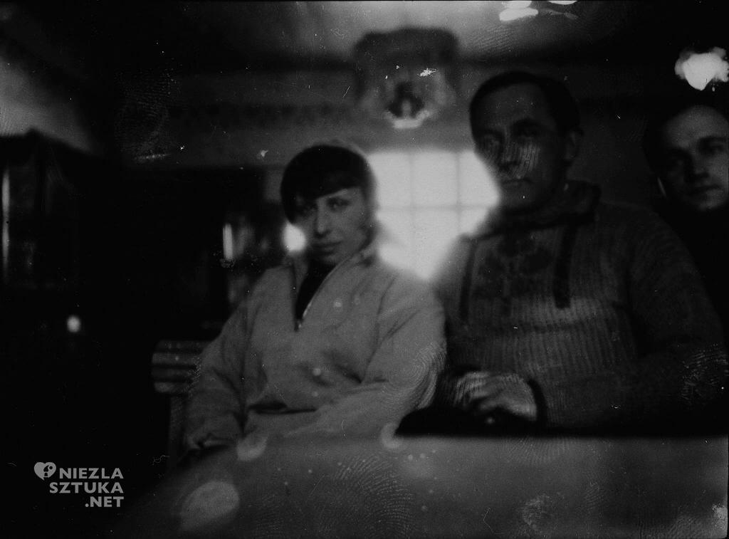 Witkacy, fotografia, Czesława Korzeniowska-Oknińska, Jan Leszczyński, Kolekcja Stefana Okołowicza, Niezła sztuka