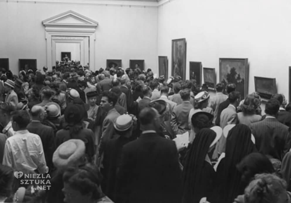 wystawa, Paintings from the Berlin Museums, Waszyngton, Niezła sztuka