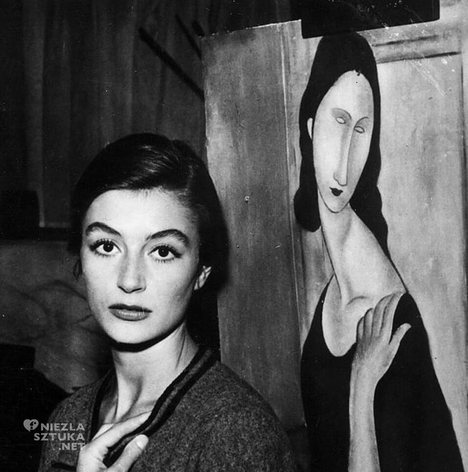 Anouk Aimée, Modigliani film, Niezła sztuka