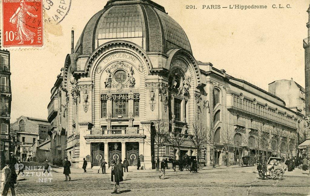 L'Hippodrome, Niezła sztuka
