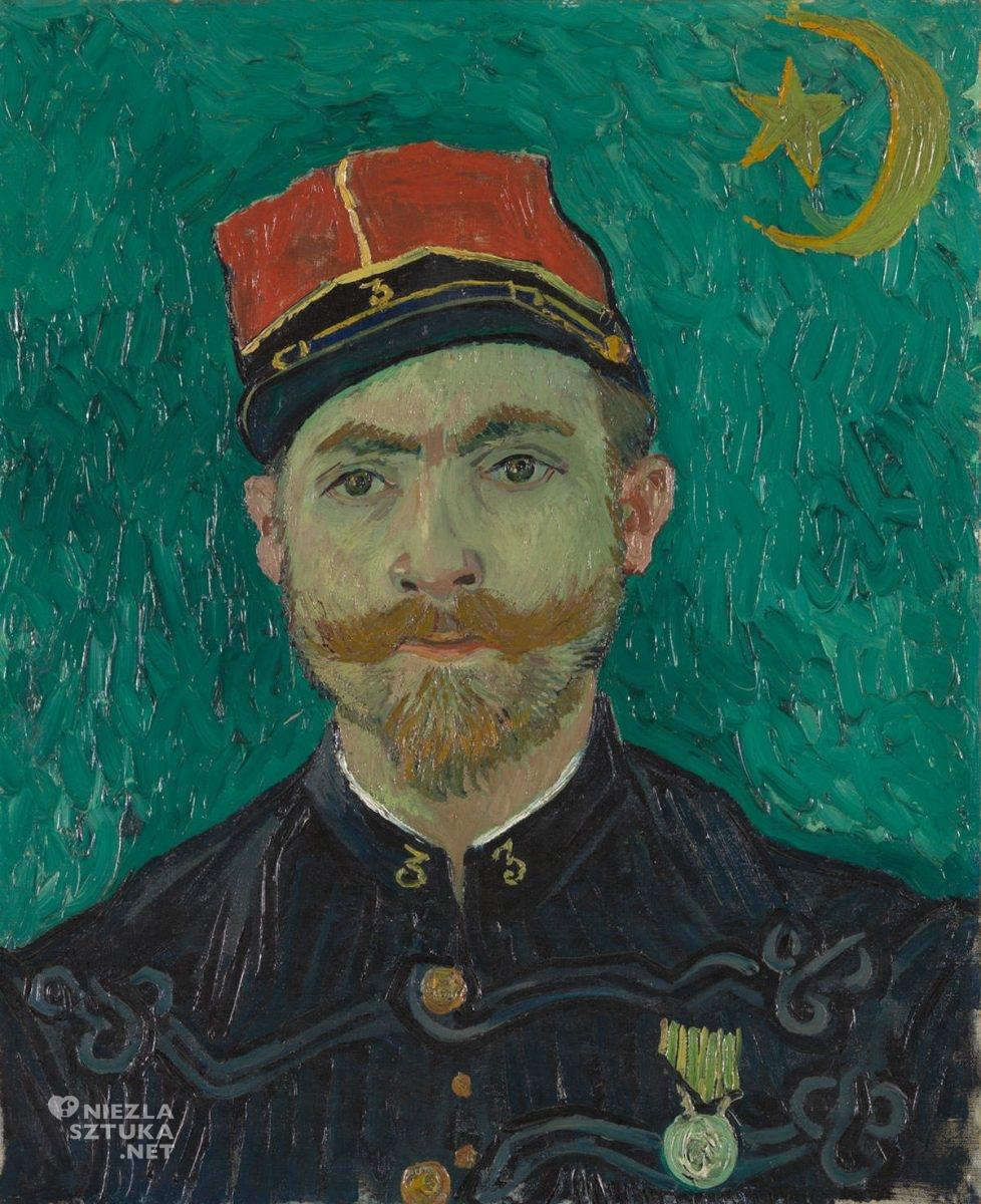 Vincent van Gogh, Kröller-Müller Museum, Otterlo, podporucznik Milliet, Kochanek, Niezła sztuka