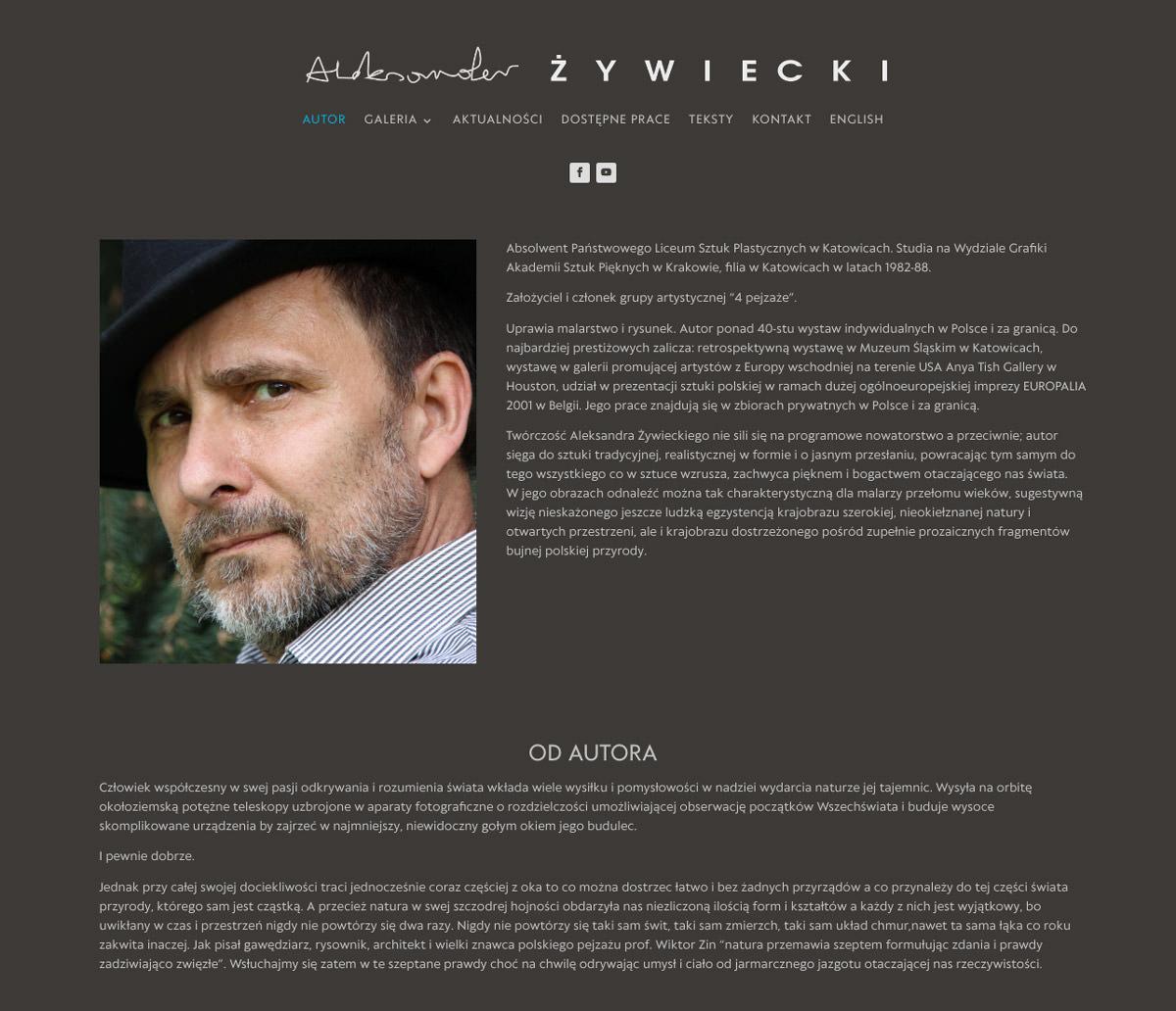 Aleksander Żywiecki
