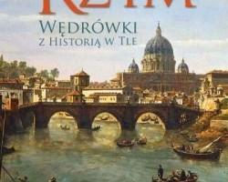 Bożena Fabiani, Rzym, wędrówki z historią w tle, książka, historia sztuki, wydawnictwo PWN, Niezła sztuka