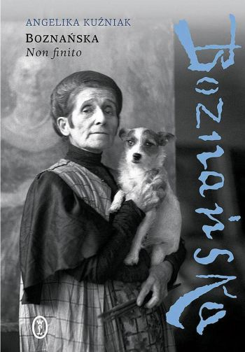 Boznańska non finito, książka, Niezła sztuka