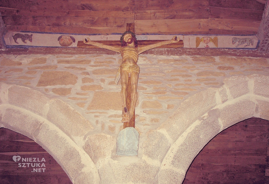 Chrystus, Tremalo, Niezła sztuka