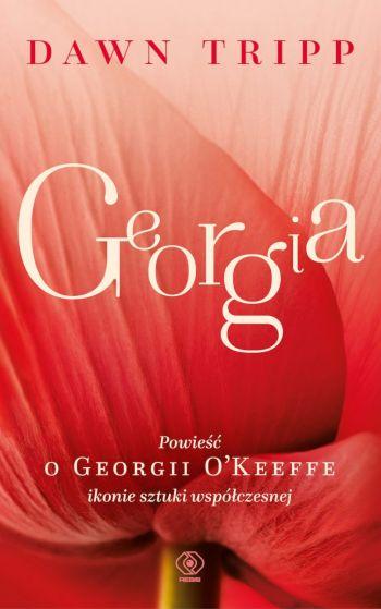 Georgia Okeeffe, Dawn Tripp, biografia, wydawnictwo rebis, Niezła sztuka