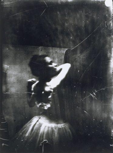 Edgar Degas, baletnica, fotografia, Niezła sztuka