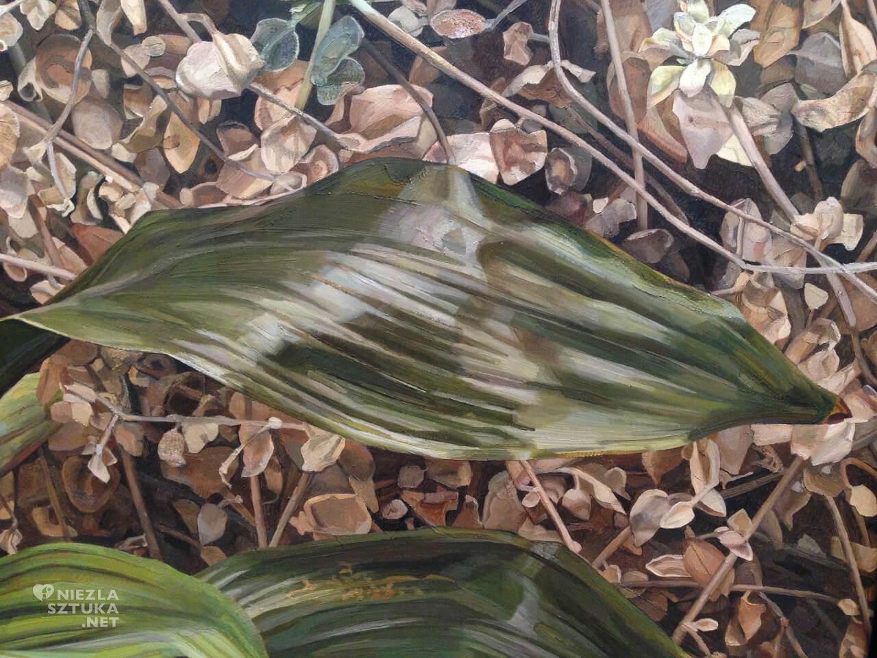 Lucian Freud, Dwie rośliny, Tate, Niezła sztuka