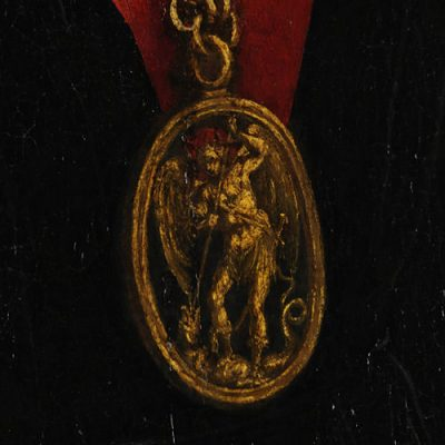 Hans Holbein Młodszy, Ambasadorowie, Niezła sztuka