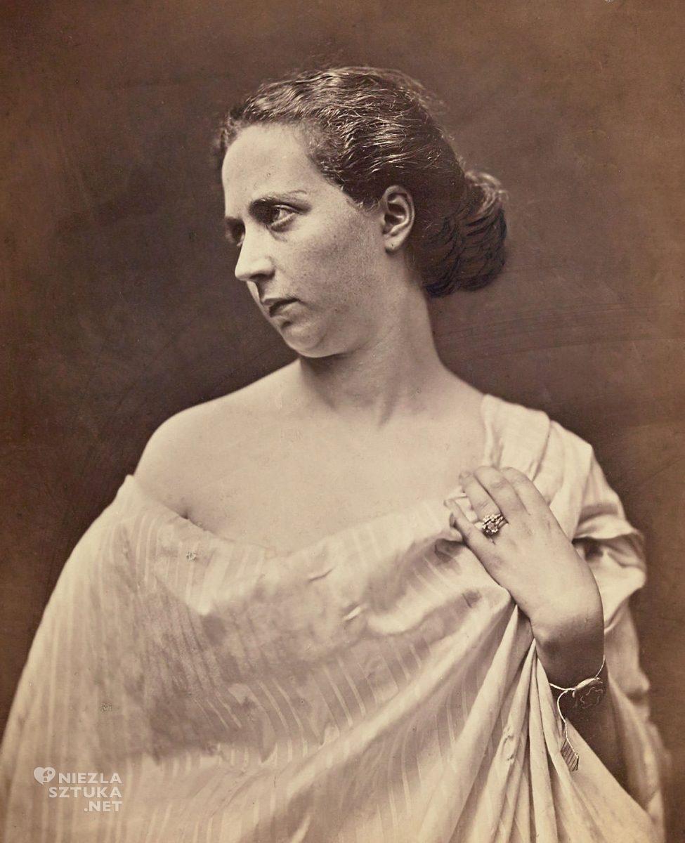 Felix Nadar, Madame Audouard, fotografia, Niezła Sztuka