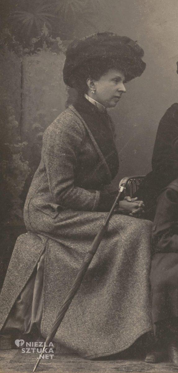 fotografia, Maria Sozańska, Jacek Malczewski
