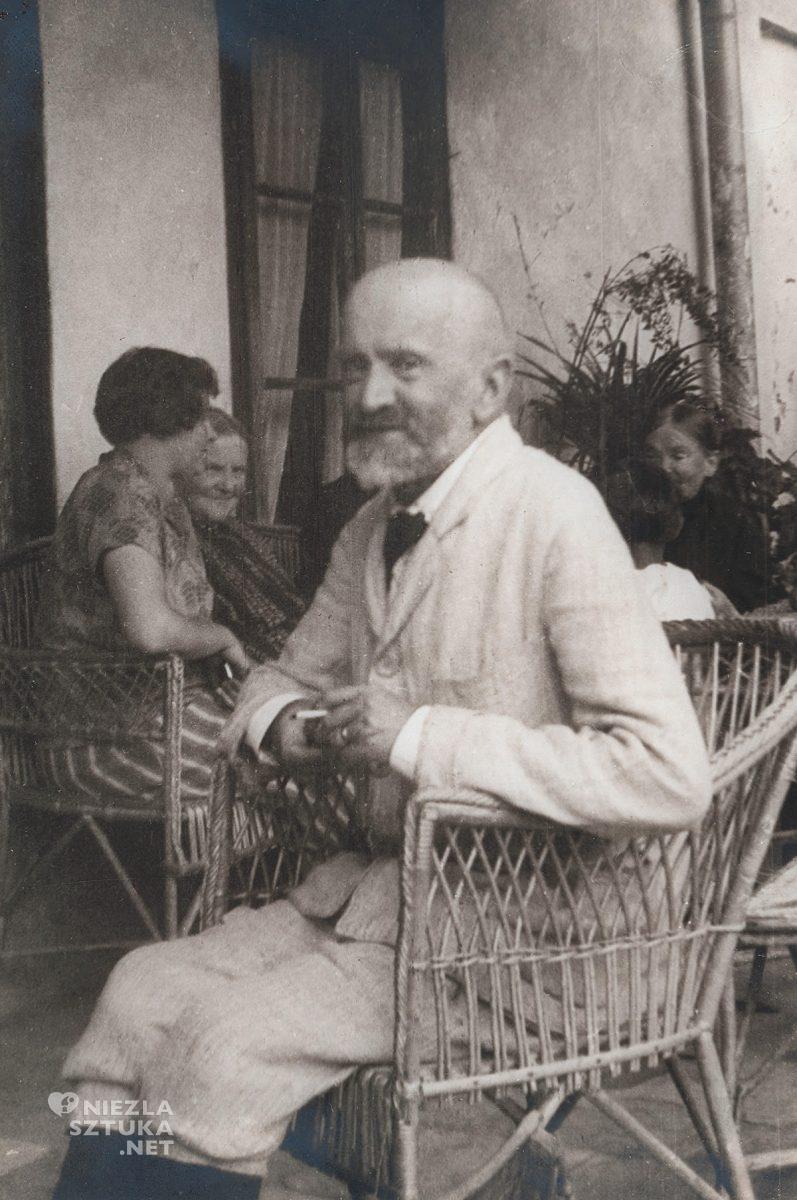 Jacek Malczewski, Helena Malczewska, Bronisława Malczewska, Niezła sztuka