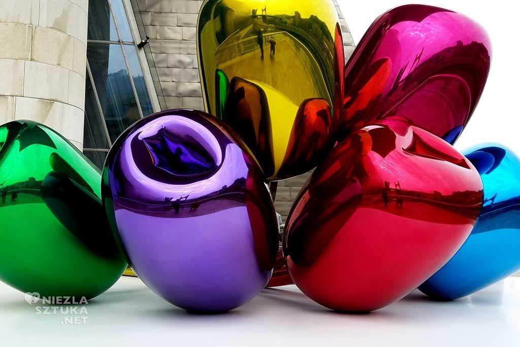 Jeff Koons, Tulipany, Niezła sztuka