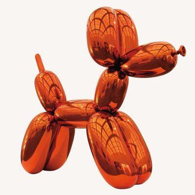 Jeff Koons, Balloon dog, Niezła sztuka