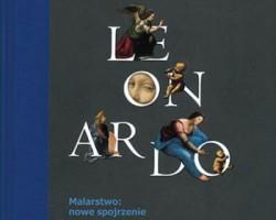 Leonardo da Vinci, Leonardo Malarstwo nowe spojrzenie, album, książka, Niezła sztuka