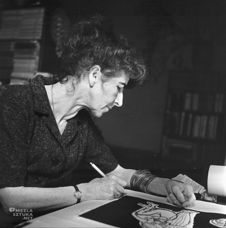 Maria Hiszpańska Neumann, biografia, książka, artystka polska, Niezła sztuka