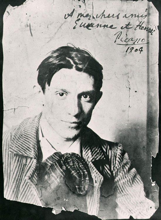 Młody Pablo Picasso, Niezła sztuka