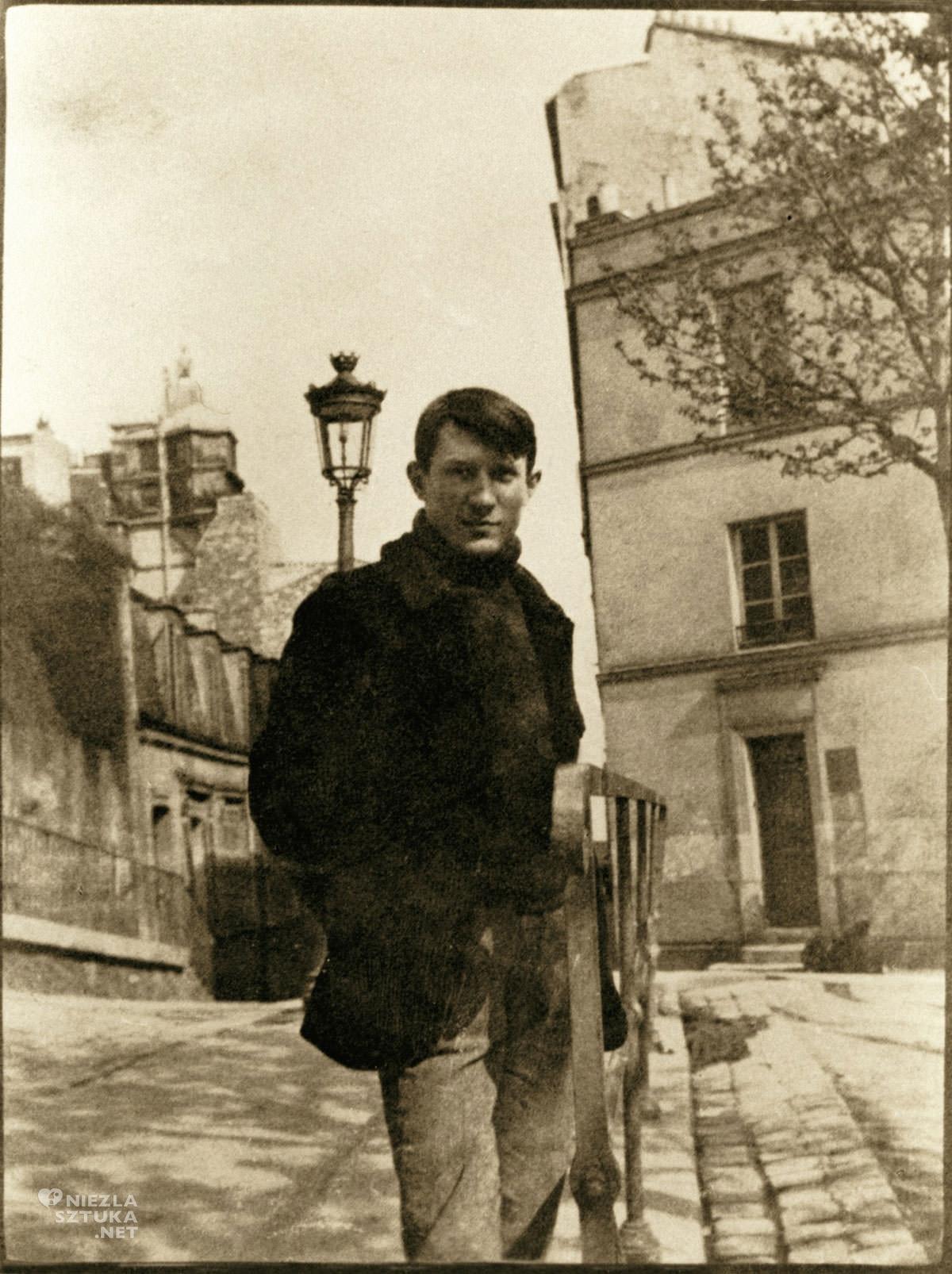 Pablo Picasso, Musée Picasso, Paryż, Niezła sztuka