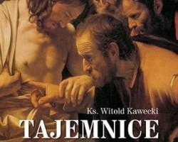 Tajemnice Caravaggia, Caravaggio, książka, ks Witold Kawecki, książka o sztuce, Niezła sztuka