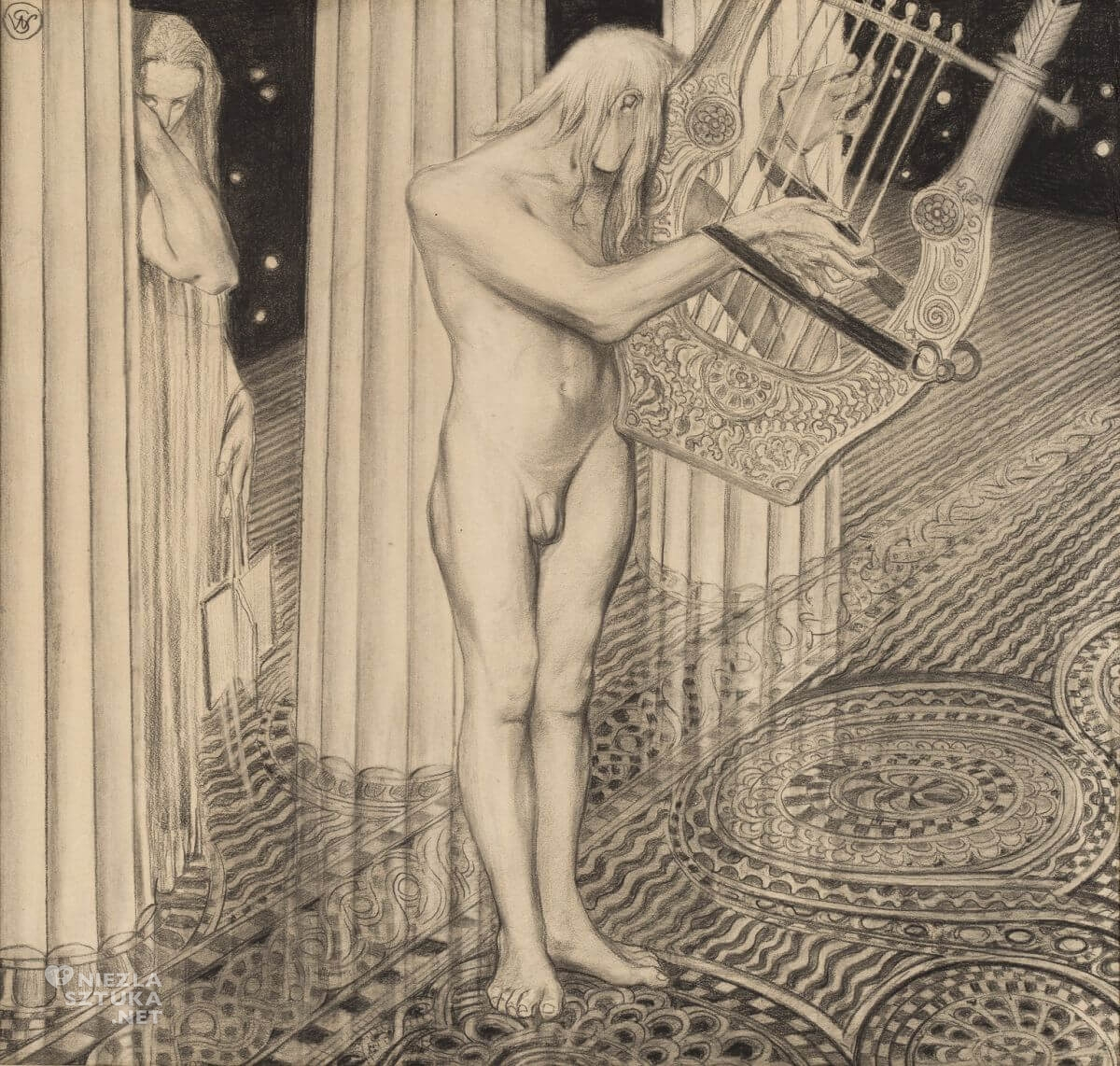 Stanisław Wyspiański, Iliada Homera, ilustracje, Niezła sztuka