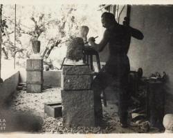August Zamoyski, rzeźba, rzeźbiarz, Projekt Zamoyski, Niezła sztuka