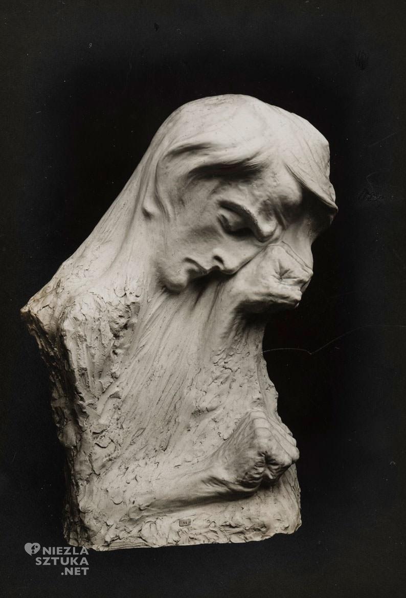 Bolesław Biegas, rzeźba, Niezła sztuka