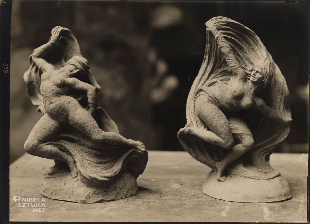 Bolesław Biegas, rzeźba, taniec, Niezła sztuka, Biblioteka Polska w Paryżu, niezła sztuka