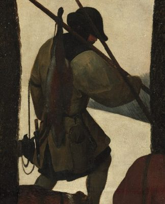 Pieter Bruegel Starszy, Pieter Bruegel, Myśliwi na śniegu, Niezła sztuka