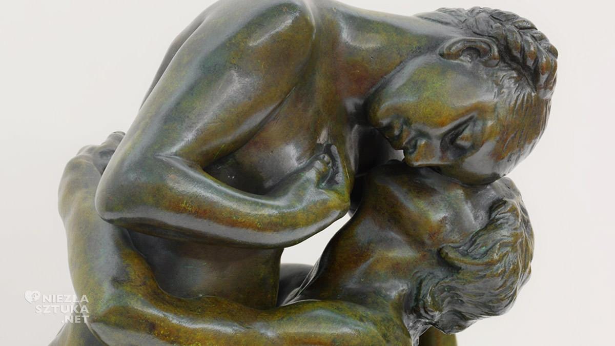 Camille Claudel, Auguste Rodin, rzeźba, Niezła sztuka