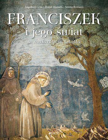 Franciszek i jego świat w malarstwie Giotta, książka, Niezła sztuka