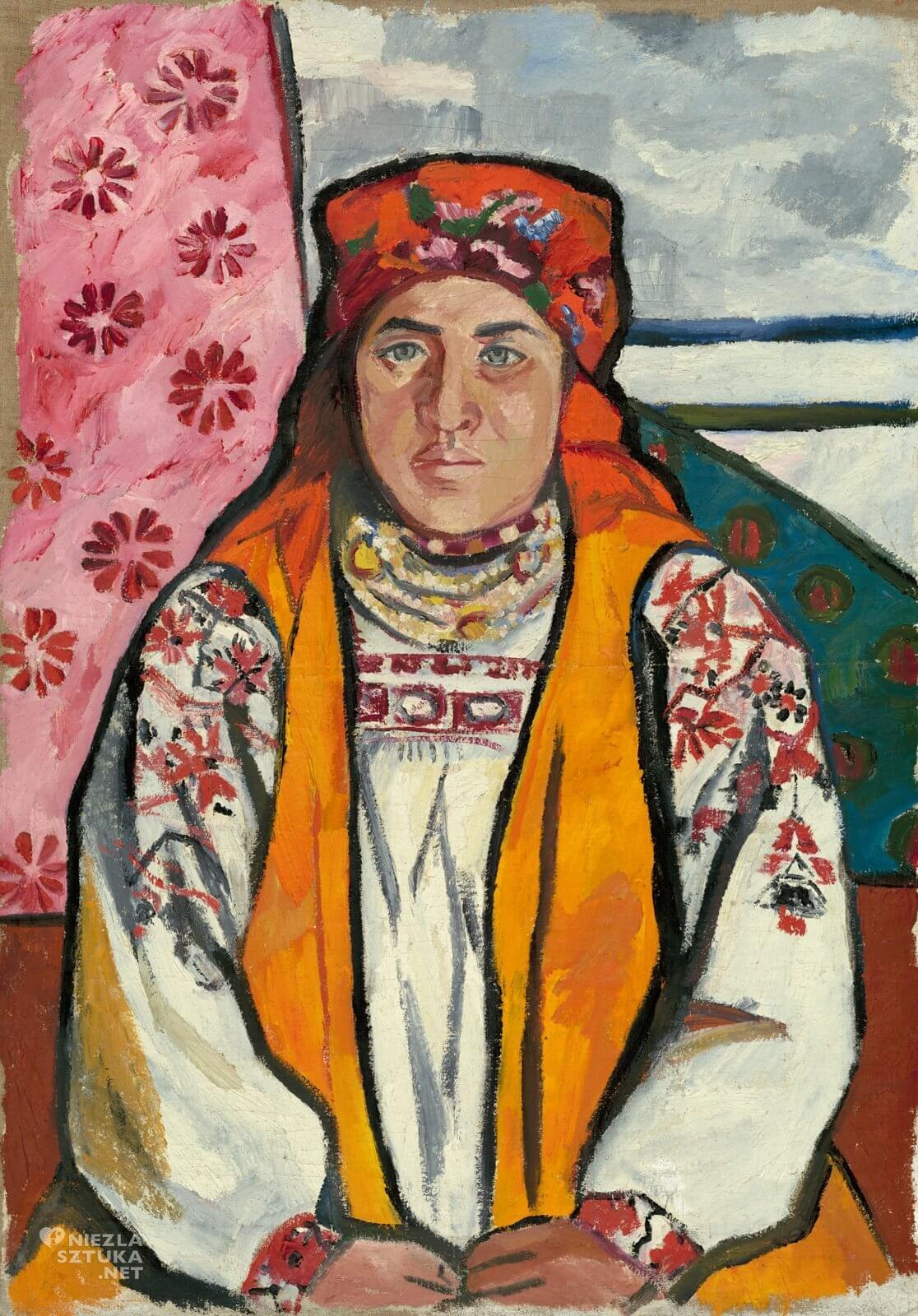 Natalia Gonczarowa, Niezła sztuka