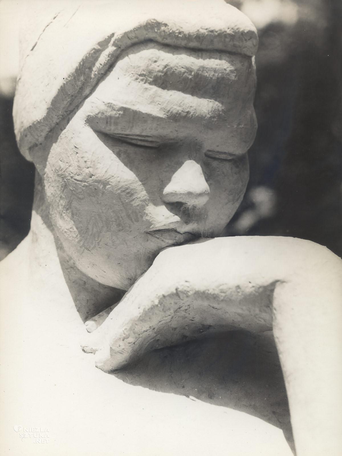 Augusta Zamoyski, rzeźba, rzeźbiarz, fotografia, Niezła sztuka