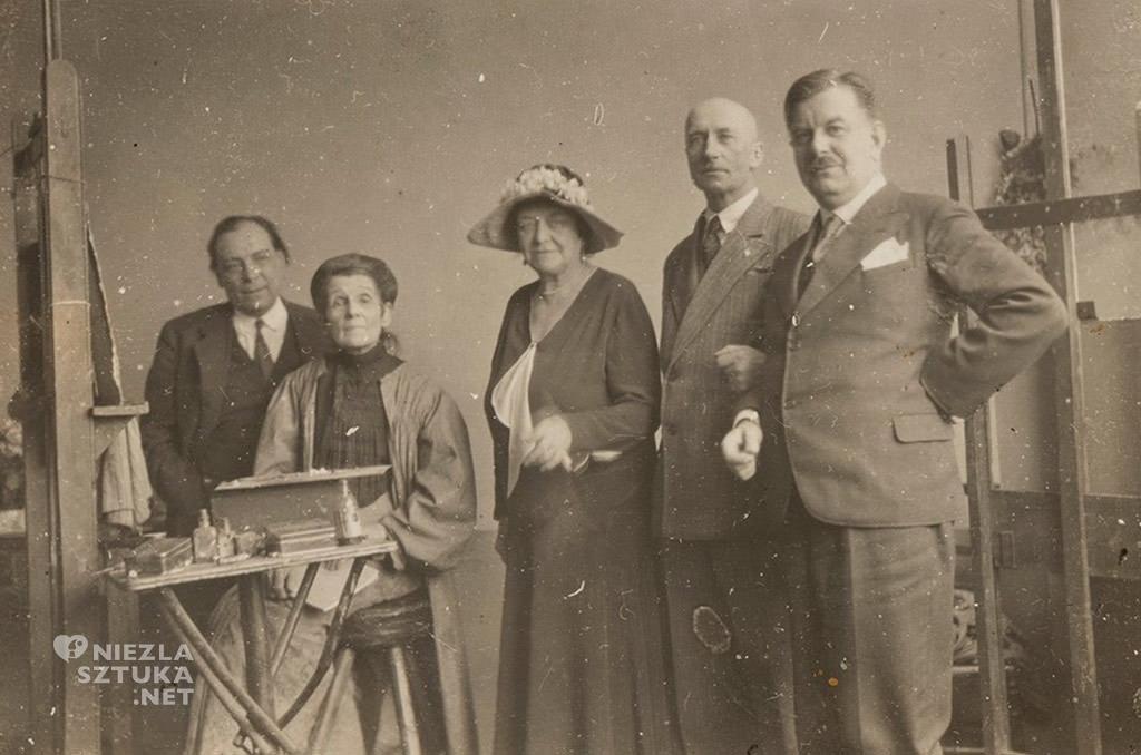 Jan Rubczak, Olga Boznańska, Niezła sztuka