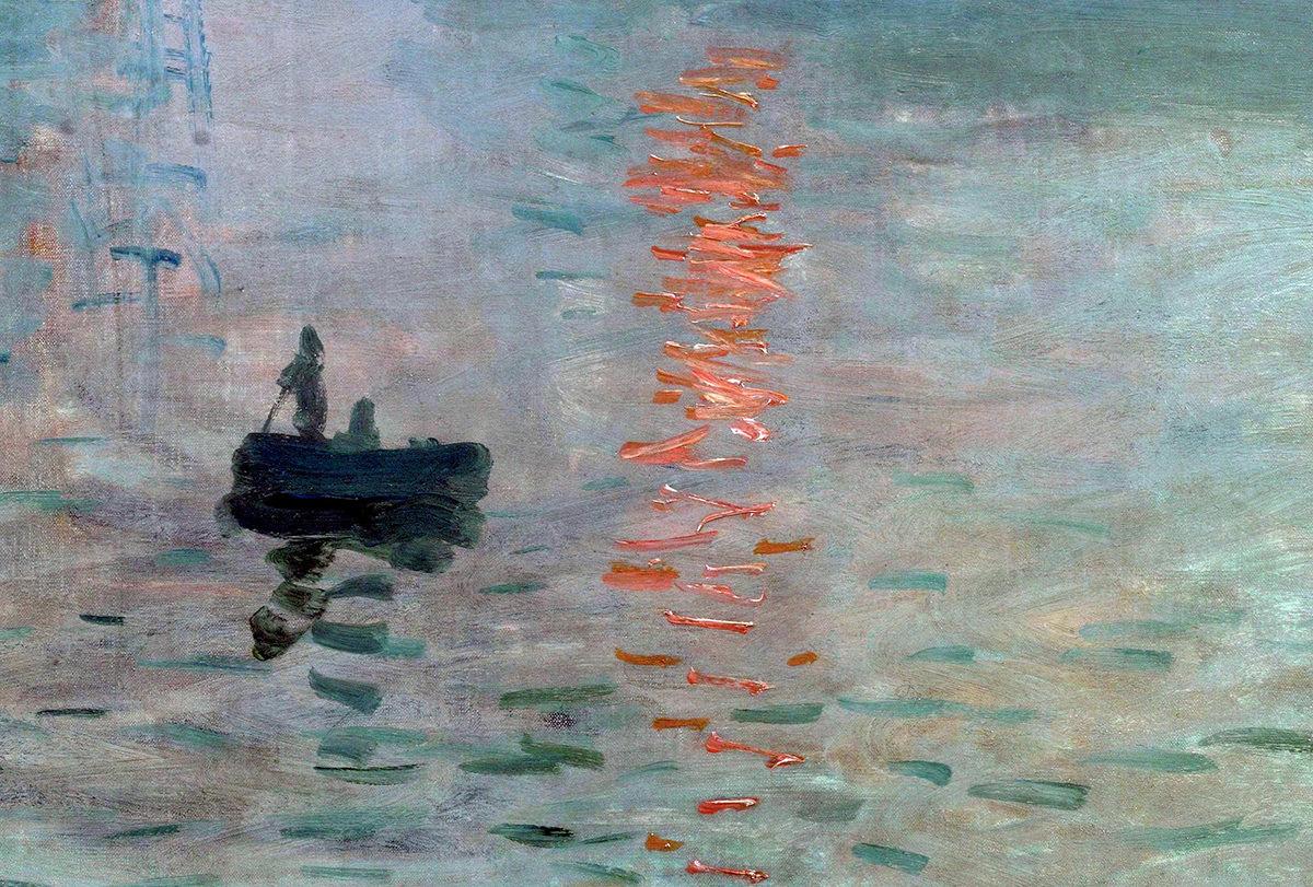 Claude Monet Impresja, wschód słońca, Niezła sztuka