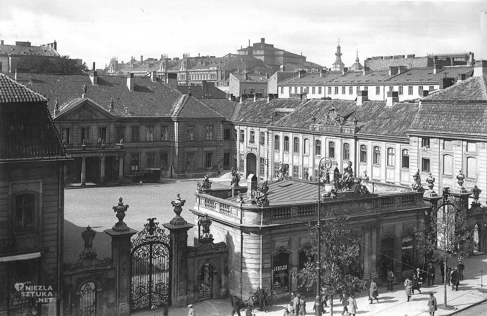 galeria kordegarda, pałac potockich, nck, niezła sztuka