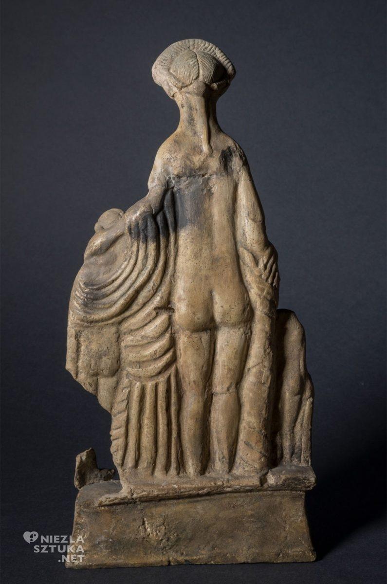 Venus Protectrix, sztuka dawna, rzeźba, Niezła Sztuka