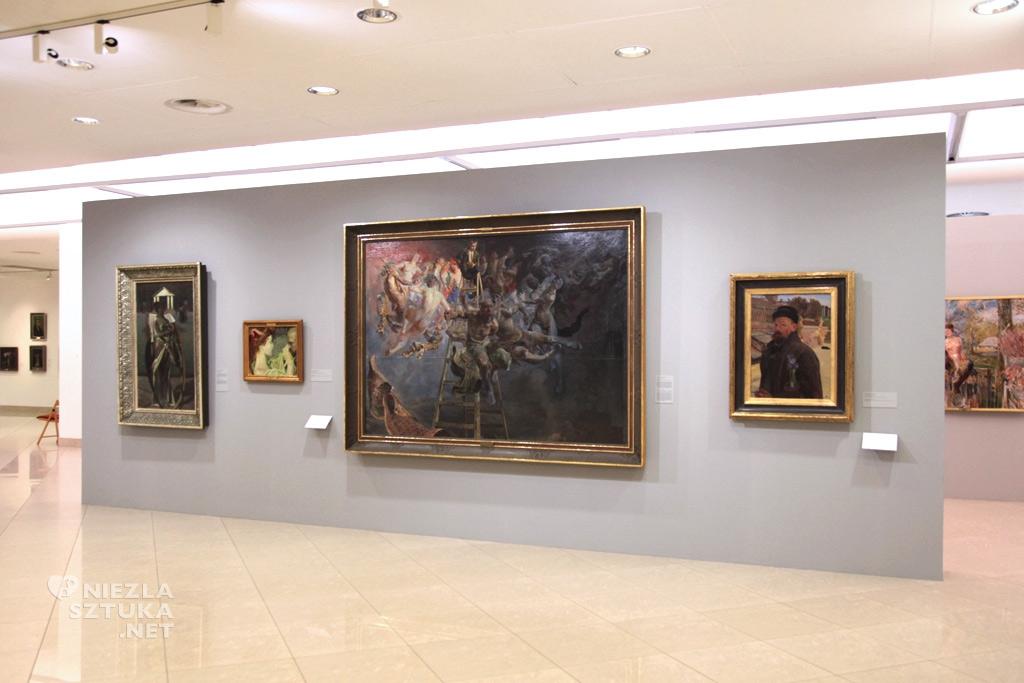 Jacek Malczewski, Muzeum Narodowe w Poznaniu, polskie muzea, polska sztuka, Niezła Sztuka