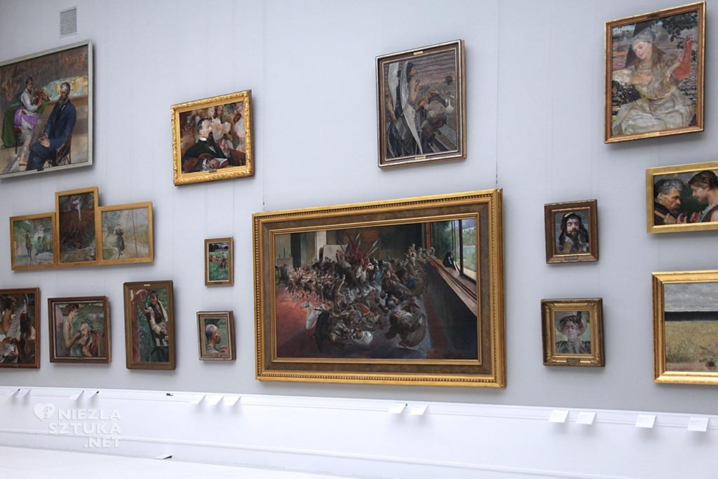 Jacek Malczewski, Muzeum Pałac w Rogalinie, polska sztuka, polskie muzea, Niezła Sztuka