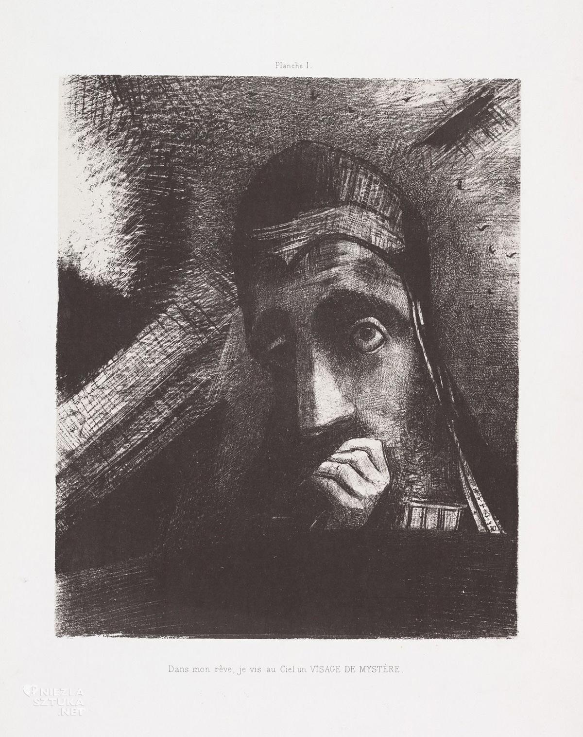 Odilon Redon, Goya, Moma, Niezła sztuka