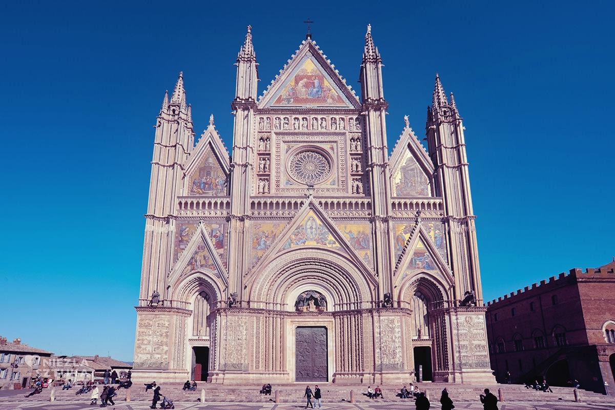 Katedra, Orvieto, Włochy, Niezła sztuka