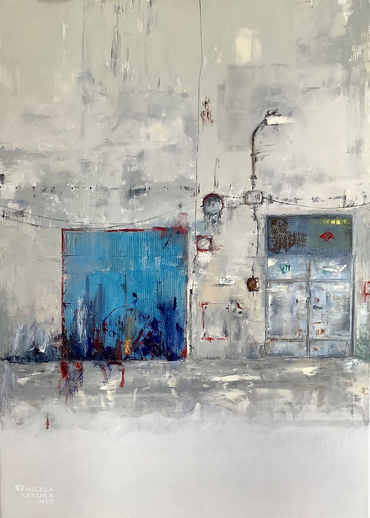 Tomasz Zjawiony malarstwo, architektura