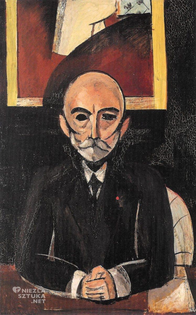 Henri Matisse, Auguste Pellerin II, Niezła sztuka