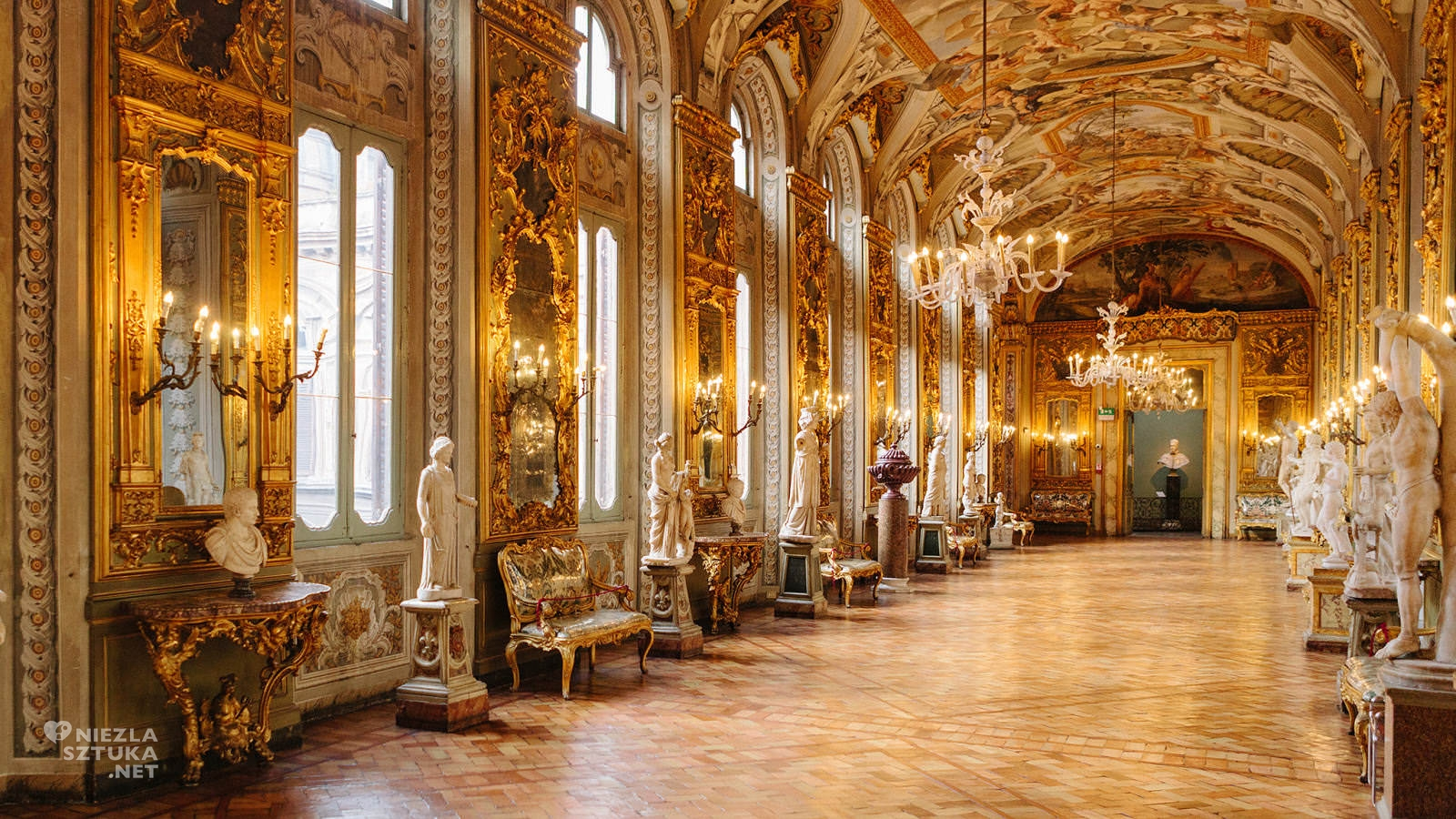 Palazzo Doria Pamphilj, rzym, niezła sztuka