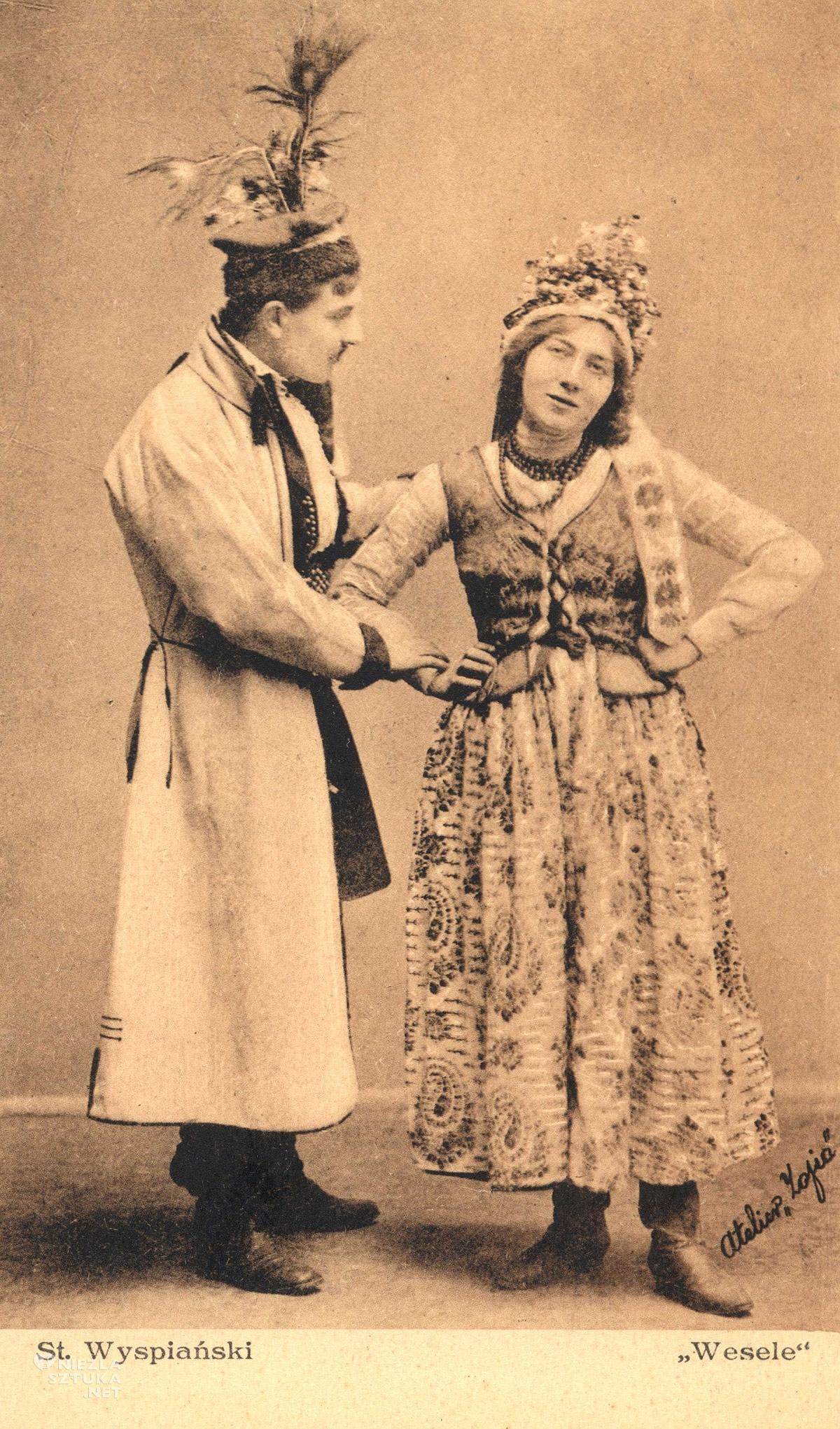 Maria Henryka Przybyłko-Potocka, polska aktorka, Wesele, Wyspiański, Niezła sztuka