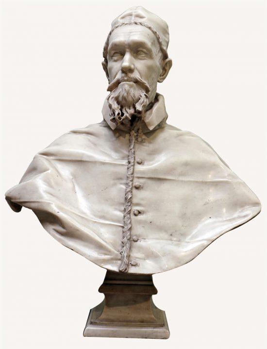 Gian Lorenzo Bernini, Innocenty X, Palazzo Doria Pamphilj, Galleria Doria Pamphilj, Rzym, Niezła sztuka